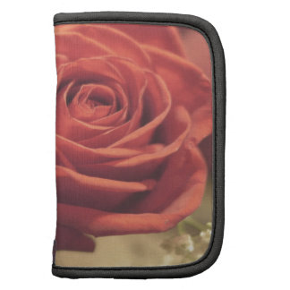 Soft Red Rose Planners