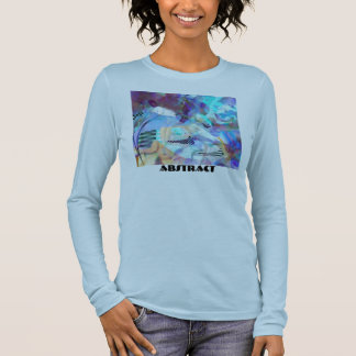 soft reeds, Abstract Long Sleeve T-Shirt