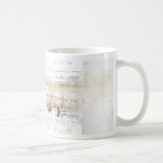 Soft reflections coffee mug