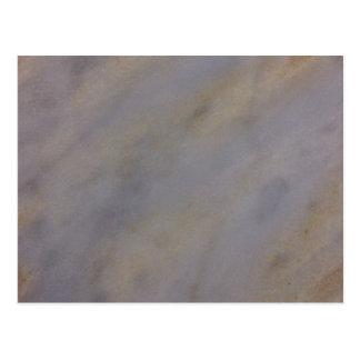 Soft Rock -- Aged marble. Sun and sand blast. Postcard