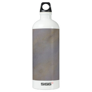 Soft Rock -- Aged marble. Sun and sand blast. Water Bottle