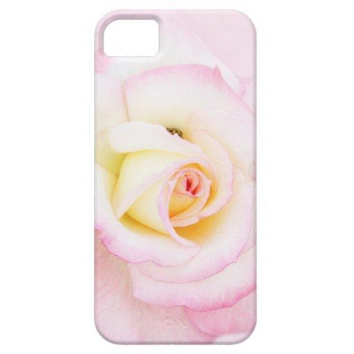 Soft rose iPhone SE/5/5s case