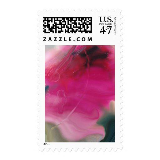 Soft Rose Stamp