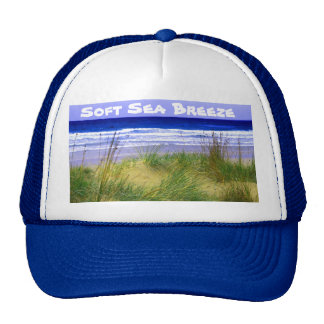 Soft Sea Breeze Team Hats