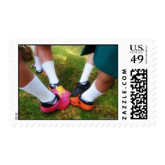 Soft Shoes & Crocs Postage