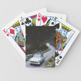 Soft Shoulder - Playing Cards