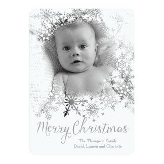Soft & Snowy Christmas Card