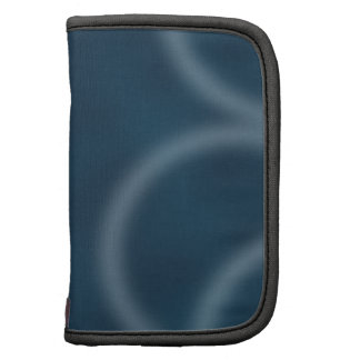 Soft Sound Blue Ripple Digital Abstract Art Planners