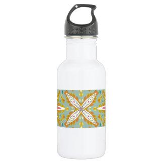 Soft Starburst Pattern Water Bottle