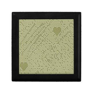 soft stitch beige keepsake boxes