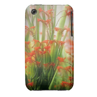 Soft Summer Blooms iPhone 3 Cover
