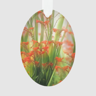 Soft Summer Blooms Ornament