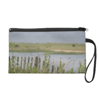 Soft Summer Day at the Beach Wristlet