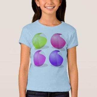 Soft summer pastel colored beach balls T-Shirt