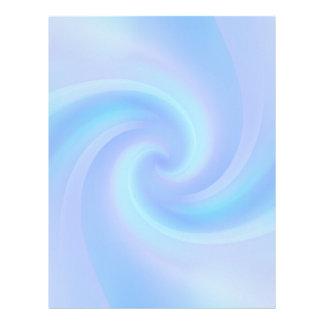 Soft Swirl Letterhead