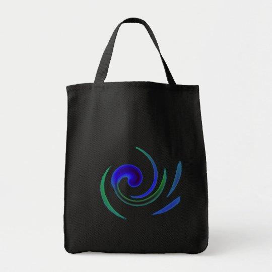 Soft Swirl Tote Bag