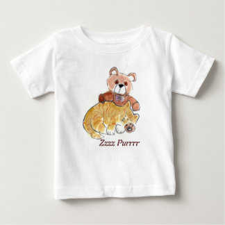 Soft Teddy pillow Baby T-Shirt