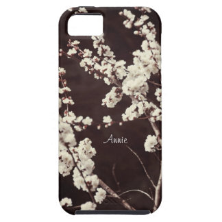Soft Tones Cherry Blossoms iPhone 5 Cases