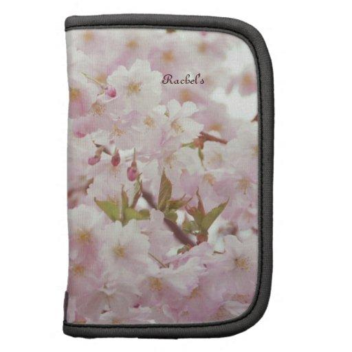 Soft Tones, Cherry Blossoms Folio Planner