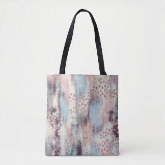 Soft Touch Painterly Tote Bag