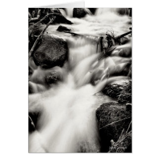 Soft Water Stationery Note Card