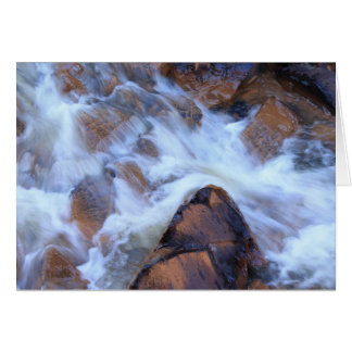 Soft Water Flow Card