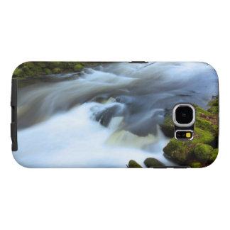 Soft Water River Plym Samsung Galaxy S6 Case