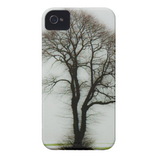 Soft winter tree Case-Mate iPhone 4 case