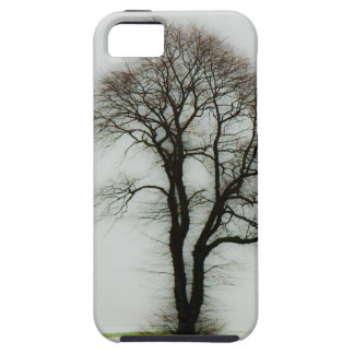 Soft winter tree iPhone SE/5/5s case
