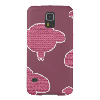 Soft wooly wink sheep galaxy s5 cases