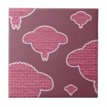 Soft wooly wink sheep tiles