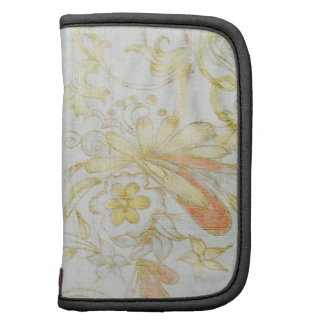 soft wrinkled flowers planners