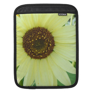 Soft Yellow Sunflower Sleeve For iPads