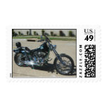 Softail Harley Davidson Postage Stamps