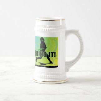 softball102 beer stein