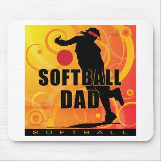 softball115 mouse pad