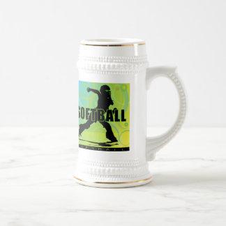 softball30 beer stein