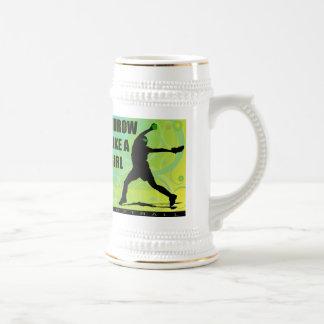 softball3 beer stein