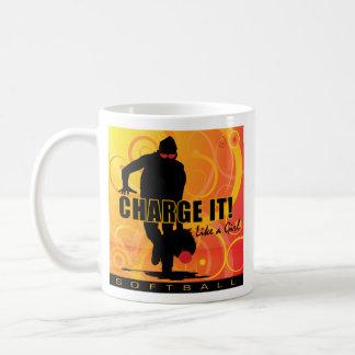 softball40 coffee mug