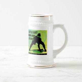 softball51 beer stein