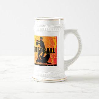 softball58 beer stein