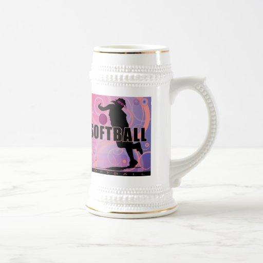 softball77 jarra de cerveza