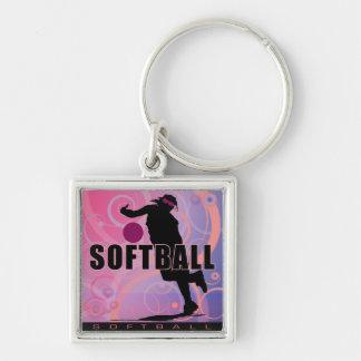 softball77 key chain