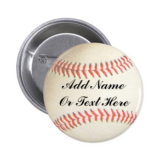 SOFTBALL ADD NAME OR TEXT HERE-BUTTON