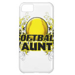 Softball Aunt (cross).png Cover For iPhone 5C