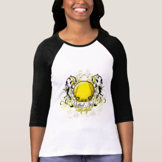Softball Aunt T-Shirt