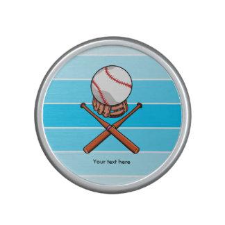Softball / Baseball Jolly Roger Like Illustration Speaker