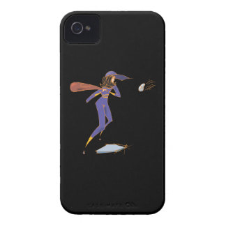 Softball Batter iPhone 4 Case