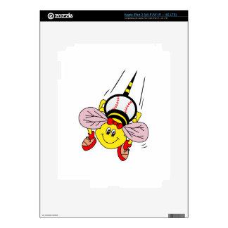 Softball Bee iPad 3 Skins