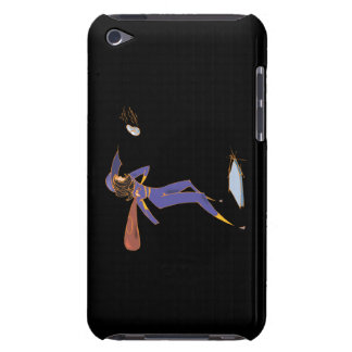 Softball Ber Barely There iPod Case